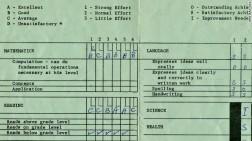 report card2
